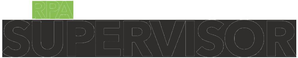 RPA Supervisor logo